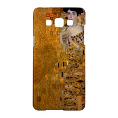 Adele Bloch Bauer I   Gustav Klimt Samsung Galaxy A5 Hardshell Case  by Valentinaart