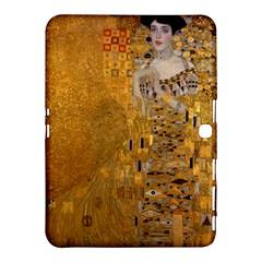 Adele Bloch Bauer I   Gustav Klimt Samsung Galaxy Tab 4 (10 1 ) Hardshell Case