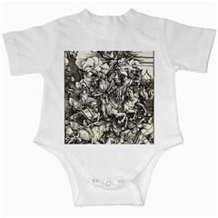 Four Horsemen Of The Apocalypse   Albrecht D¨1rer Infant Creepers