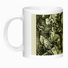 Four Horsemen Of The Apocalypse   Albrecht D¨1rer Night Luminous Mugs