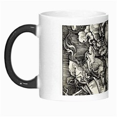 Four Horsemen Of The Apocalypse   Albrecht D¨1rer Morph Mugs