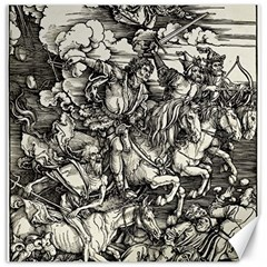 Four Horsemen Of The Apocalypse   Albrecht D¨1rer Canvas 20  X 20