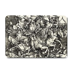 Four Horsemen Of The Apocalypse   Albrecht D¨1rer Plate Mats