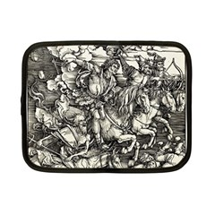 Four Horsemen Of The Apocalypse   Albrecht D¨1rer Netbook Case (small)