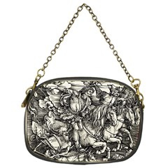 Four Horsemen Of The Apocalypse   Albrecht D¨1rer Chain Purses (one Side)