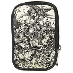 Four Horsemen Of The Apocalypse   Albrecht D¨1rer Compact Camera Cases