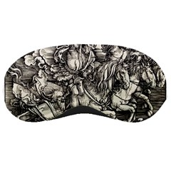 Four Horsemen Of The Apocalypse   Albrecht D¨1rer Sleeping Masks