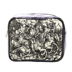 Four Horsemen Of The Apocalypse   Albrecht D¨1rer Mini Toiletries Bags