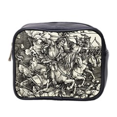 Four Horsemen Of The Apocalypse   Albrecht D¨1rer Mini Toiletries Bag 2 Side