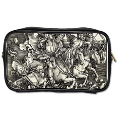 Four Horsemen Of The Apocalypse   Albrecht D¨1rer Toiletries Bags 2 Side
