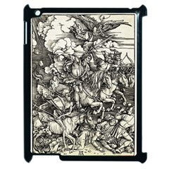 Four Horsemen Of The Apocalypse   Albrecht D¨1rer Apple Ipad 2 Case (black)