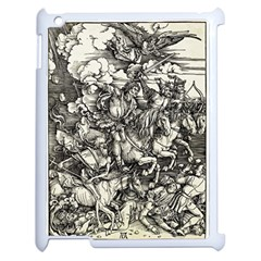 Four Horsemen Of The Apocalypse   Albrecht D¨1rer Apple Ipad 2 Case (white)