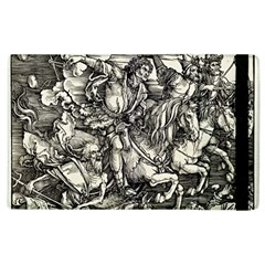 Four Horsemen Of The Apocalypse   Albrecht D¨1rer Apple Ipad 3/4 Flip Case