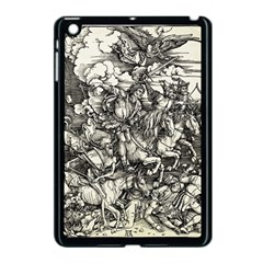 Four Horsemen Of The Apocalypse   Albrecht D¨1rer Apple Ipad Mini Case (black)