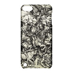 Four Horsemen Of The Apocalypse   Albrecht D¨1rer Apple Ipod Touch 5 Hardshell Case With Stand