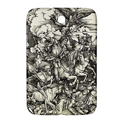 Four Horsemen Of The Apocalypse   Albrecht D¨1rer Samsung Galaxy Note 8 0 N5100 Hardshell Case