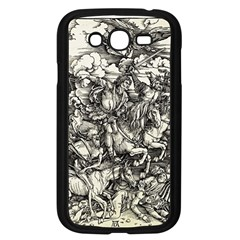 Four Horsemen Of The Apocalypse   Albrecht D¨1rer Samsung Galaxy Grand Duos I9082 Case (black)