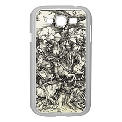 Four Horsemen Of The Apocalypse   Albrecht D¨1rer Samsung Galaxy Grand Duos I9082 Case (white)