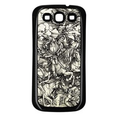 Four Horsemen Of The Apocalypse   Albrecht D¨1rer Samsung Galaxy S3 Back Case (black)