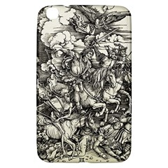 Four Horsemen Of The Apocalypse   Albrecht D¨1rer Samsung Galaxy Tab 3 (8 ) T3100 Hardshell Case