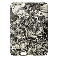 Four Horsemen Of The Apocalypse   Albrecht D¨1rer Kindle Fire Hdx Hardshell Case