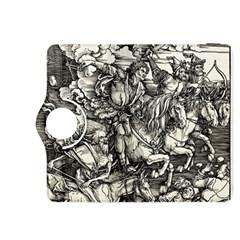 Four Horsemen Of The Apocalypse   Albrecht D¨1rer Kindle Fire Hdx 8 9  Flip 360 Case