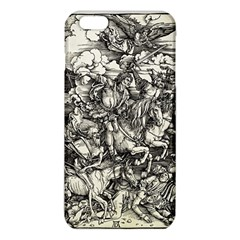 Four Horsemen Of The Apocalypse   Albrecht D¨1rer Iphone 6 Plus/6s Plus Tpu Case