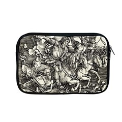 Four Horsemen Of The Apocalypse   Albrecht D¨1rer Apple Macbook Pro 13  Zipper Case