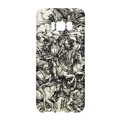 Four Horsemen Of The Apocalypse   Albrecht D¨1rer Samsung Galaxy S8 Hardshell Case