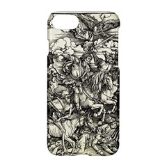 Four Horsemen Of The Apocalypse   Albrecht D¨1rer Apple Iphone 8 Hardshell Case