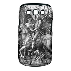 Death And The Devil   Albrecht D¨1rer Samsung Galaxy S Iii Classic Hardshell Case (pc+silicone)