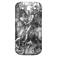 Death And The Devil   Albrecht D¨1rer Samsung Galaxy S3 S Iii Classic Hardshell Back Case
