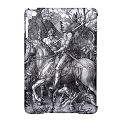 Death And The Devil   Albrecht D¨1rer Apple Ipad Mini Hardshell Case (compatible With Smart Cover)