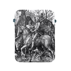 Death And The Devil   Albrecht D¨1rer Apple Ipad 2/3/4 Protective Soft Cases