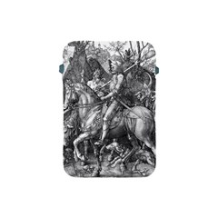 Death And The Devil   Albrecht D¨1rer Apple Ipad Mini Protective Soft Cases