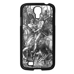 Death And The Devil   Albrecht D¨1rer Samsung Galaxy S4 I9500/ I9505 Case (black)