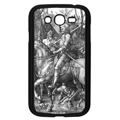 Death And The Devil   Albrecht D¨1rer Samsung Galaxy Grand Duos I9082 Case (black)