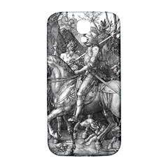 Death And The Devil   Albrecht D¨1rer Samsung Galaxy S4 I9500/i9505  Hardshell Back Case