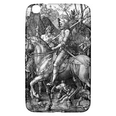 Death And The Devil   Albrecht D¨1rer Samsung Galaxy Tab 3 (8 ) T3100 Hardshell Case