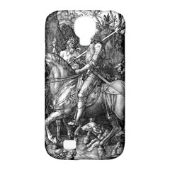 Death And The Devil   Albrecht D¨1rer Samsung Galaxy S4 Classic Hardshell Case (pc+silicone)