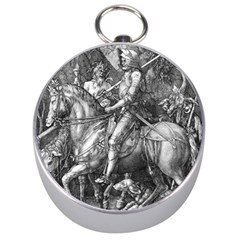 Death And The Devil   Albrecht D¨1rer Silver Compasses