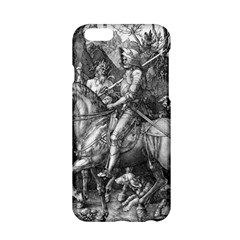 Death And The Devil   Albrecht D¨1rer Apple Iphone 6/6s Hardshell Case