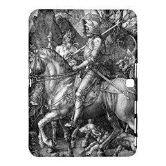 Death And The Devil   Albrecht D¨1rer Samsung Galaxy Tab 4 (10 1 ) Hardshell Case