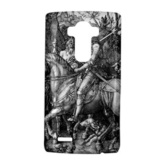 Death And The Devil   Albrecht D¨1rer Lg G4 Hardshell Case