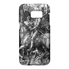 Death And The Devil   Albrecht D¨1rer Samsung Galaxy S7 Hardshell Case