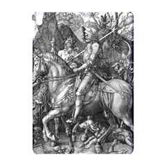 Death And The Devil   Albrecht D¨1rer Apple Ipad Pro 10 5   Hardshell Case