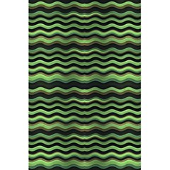 Modern Wavy Stripes Pattern 5 5  X 8 5  Notebooks by dflcprints