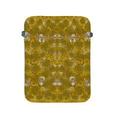 Golden Stars In Modern Renaissance Style Apple Ipad 2/3/4 Protective Soft Cases