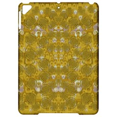 Golden Stars In Modern Renaissance Style Apple Ipad Pro 9 7   Hardshell Case
