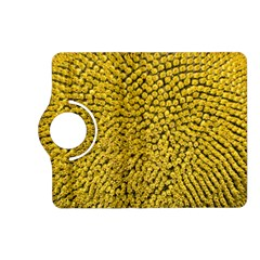 Sunflower Head (helianthus Annuus) Hungary Felsotold Kindle Fire Hd (2013) Flip 360 Case by goodart